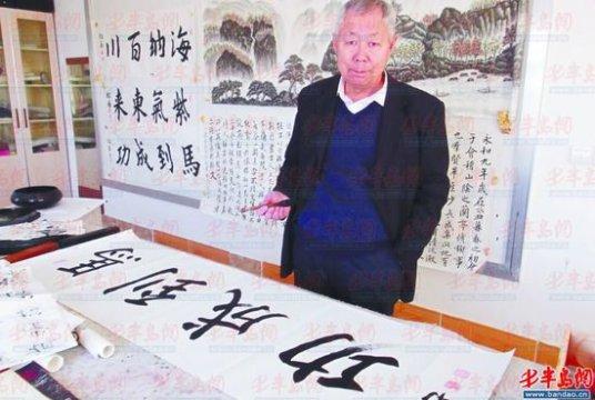 秦皇岛木工培训学校再谈自学成才,小木匠炼成书画