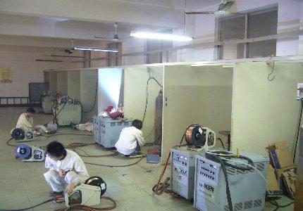 中级电焊工培训实战班