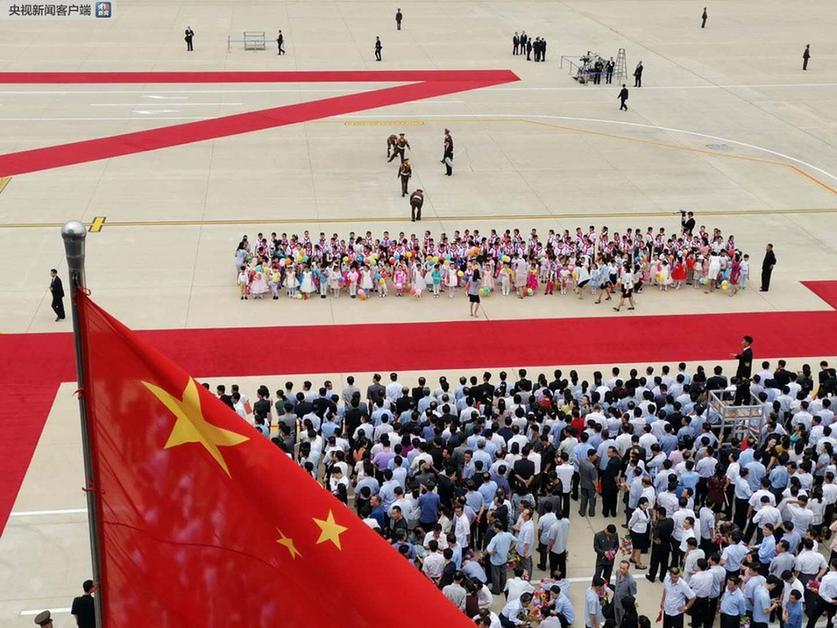 时政新闻眼|习近平拜,梧州木工培训学校再谈访朝鲜,开创了这些第一